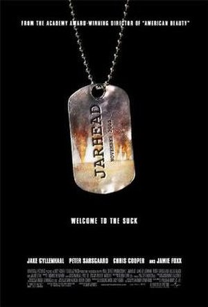 Jarhead (film) - Original theatrical poster