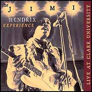Live at Clark University - Image: Jimi Hendrix Clark University