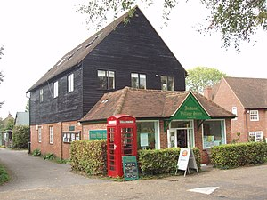 Jordans, Buckinghamshire - Jordans Village Store.