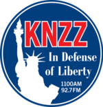 KNZZ 1100AM logo.png