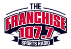 KRXO-FM - Image: KRXO The Franchise 107.7 logo