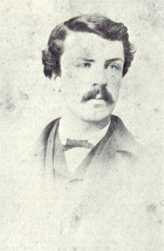George Keller (architect) - George Keller, circa 1880