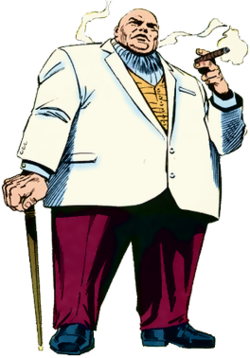Image result for the kingpin marvel