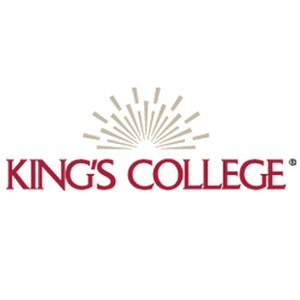 King's College (Charlotte, North Carolina) - Image: Kings College Charlotte NC (logo)