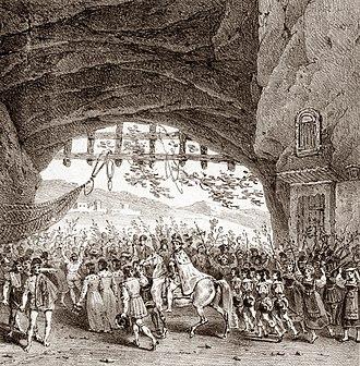 La Muette de Portici, 1828 (Source: Wikimedia)