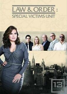 <i>Law & Order: Special Victims Unit</i> (season 13) Season of television series Law & Order: Special Victims Unit