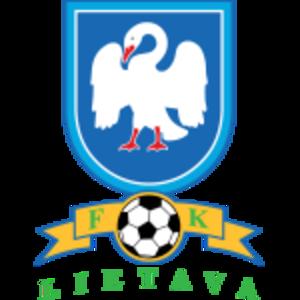 FK Jonava - Logo of FK Lietava used until 2016