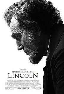 <i>Lincoln</i> (film) 2012 American film directed by Steven Spielberg