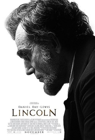 Lincoln (film) - Theatrical release poster