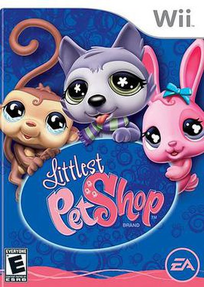 Picture of a game: Littlest Pet Shop