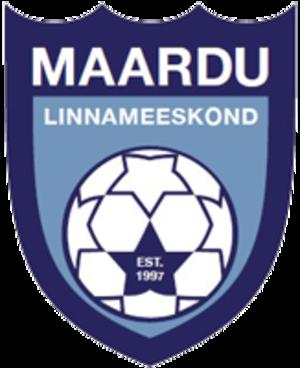 Maardu Linnameeskond - Image: Logo of Maardu FC Starbunker