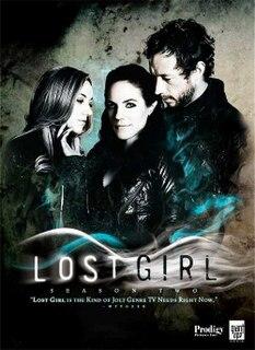 <i>Lost Girl</i> (season 2) season of television series