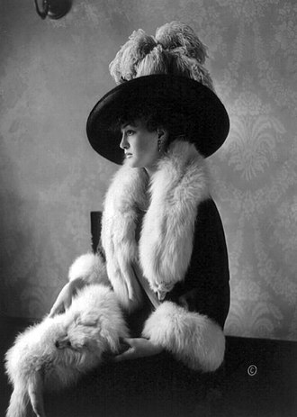 Louise Cromwell Brooks - Louise Cromwell Brooks, 1911