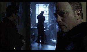 "Mac Taylor - The reveal of Mac in the CSI: Miami cross-over episode ""MIA/NYC NonStop"""