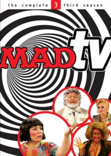 <i>Mad TV</i> (season 3) season of television series