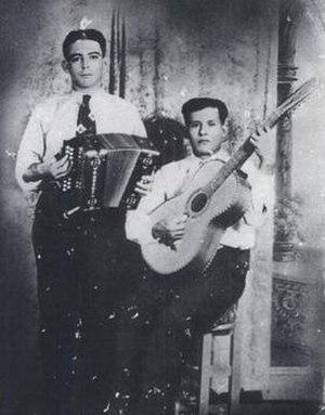 Narciso Martínez - Narciso Martínez and Santiago Almeida, 1936