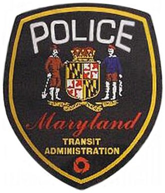 Maryland Transit Administration Police - Image: Maryland State Transit Administration Police