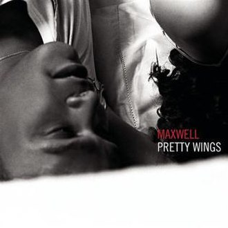 Pretty Wings - Image: Maxwell Pretty Wings Cover