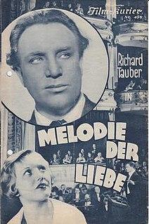 <i>Melody of Love</i> (1932 film) 1932 film