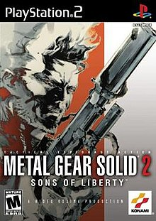 Metal Gear Solid 2 Sons Of Liberty Wikipedia