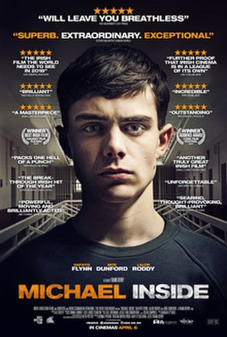 Michael Inside - Theatrical release poster