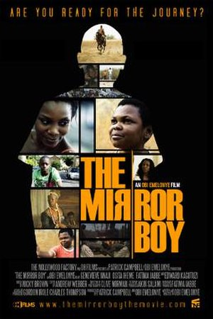 The Mirror Boy - Theatrical Poster