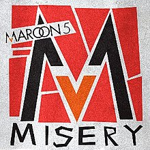 misery maroon 5 song wikipedia