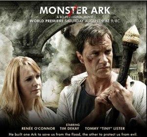 Monster Ark - Promotional poster