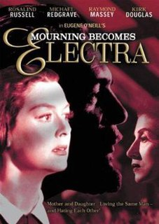 <i>Mourning Becomes Electra</i> (film) 1947 film by Dudley Nichols