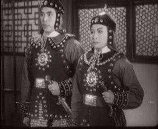 <i>Mulan Joins the Army</i> (1939 film) 1939 Chinese historical war film by Bu Wancang