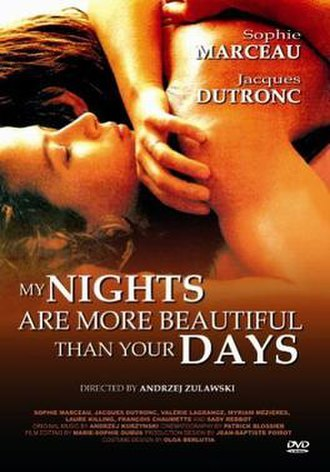 My Nights Are More Beautiful Than Your Days - Image: My Nights Are More Beautiful Than Your Days