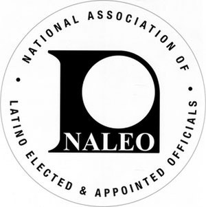 National Association of Latino Elected and Appointed Officials - Image: NALE Ologo