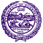 Official seal of Nashua, New Hampshire