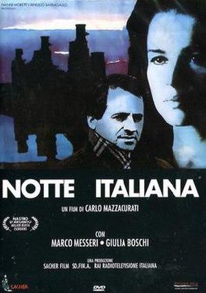Italian Night - Image: Notte italiana