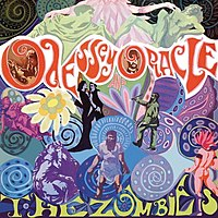 Odessey and Oracle cover