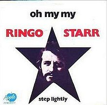 Oh My My (Ringo Starr single - cover art).jpg