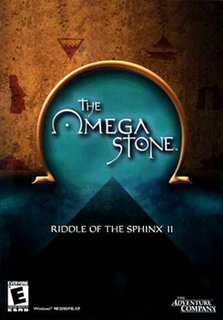 <i>The Omega Stone: Riddle of the Sphinx II</i> 2003 video game