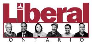 Ontario Liberal Party - Logo of the Ontario Liberal Party from 2002 to 2011