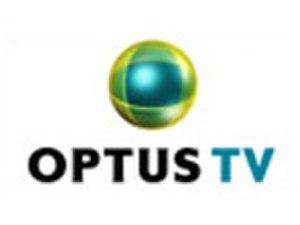 Optus Television - Former Optus Television logo