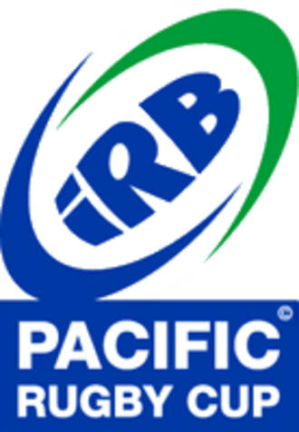 World Rugby Pacific Challenge - Image: Pacific Rugby Cup logo