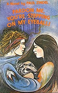 <i>Pardon Me, Youre Stepping on My Eyeball!</i> book by Paul Zindel