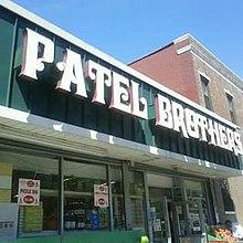 Patel Brothers - Wikipedia