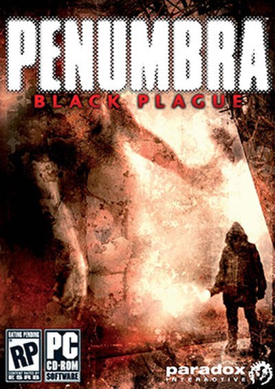 Picture of a game: Penumbra: Black Plague