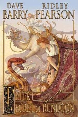 Peter and the Secret of Rundoon - Image: Peter Rundoon