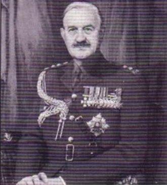 Peter Hunt (British Army officer) - General Sir Peter Hunt