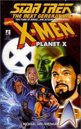 Planet X (Star Trek) - Image: Planet X Star Trek