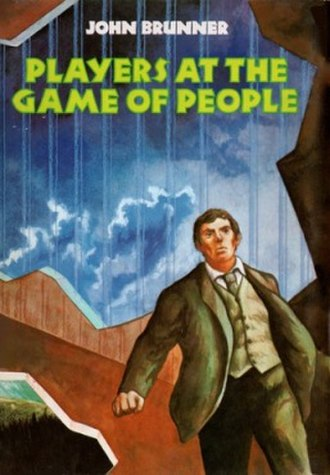 Players at the Game of People - First edition, cover art by Ron Logan