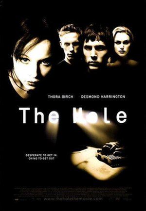 The Hole (2001 film) - Image: Poster of the movie The Hole