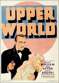 <i>Upperworld</i> 1934 film