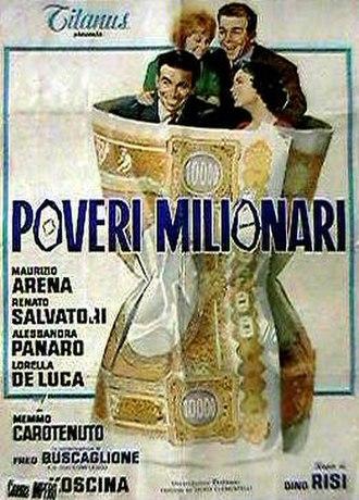 Poveri milionari - Image: Poveri milionari